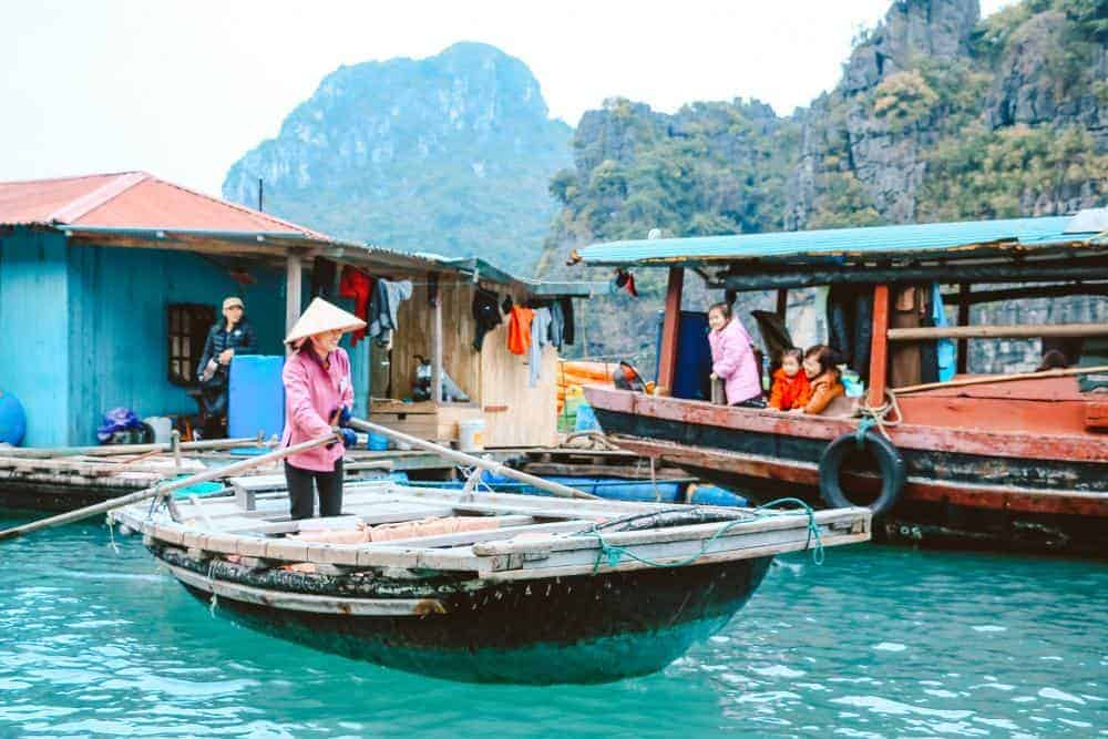 Floating Village Ethical Tour Halong Bay