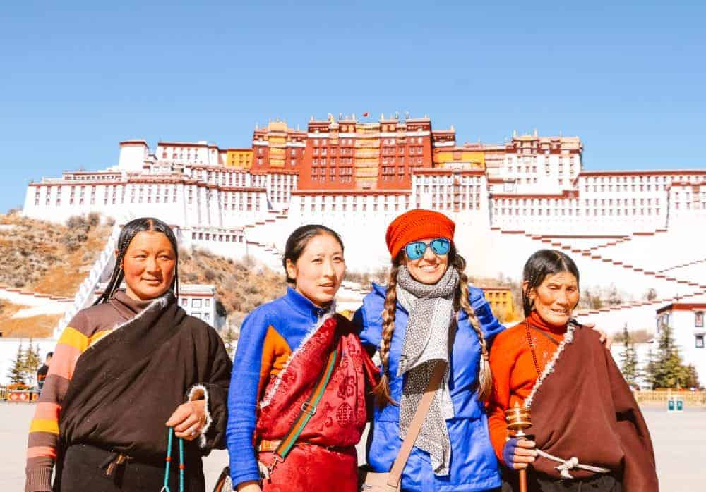 Ethical and Responsible travel in Tibet