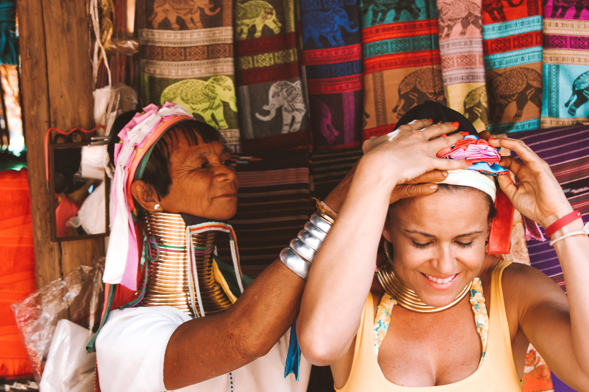 Ethical travel tips in Thailand