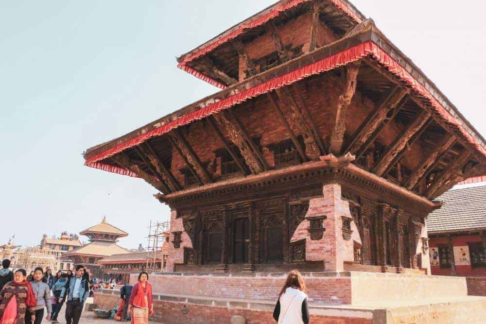Bhaktapur is also a UNESCO Heritage site and is located 13 km east of Kathmandu