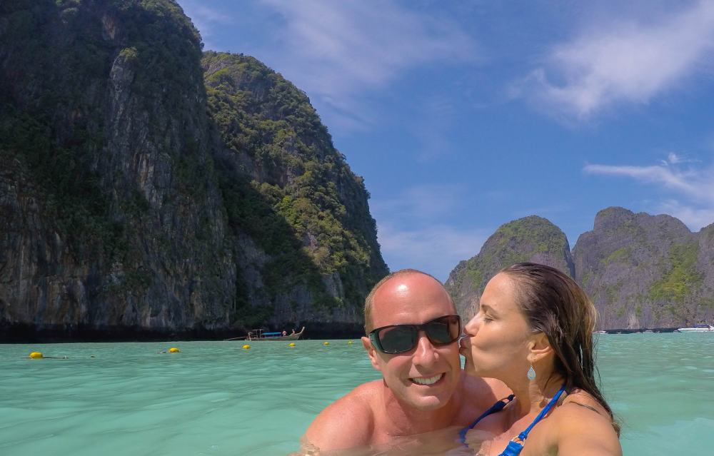 Thailand is a great destionation for couples