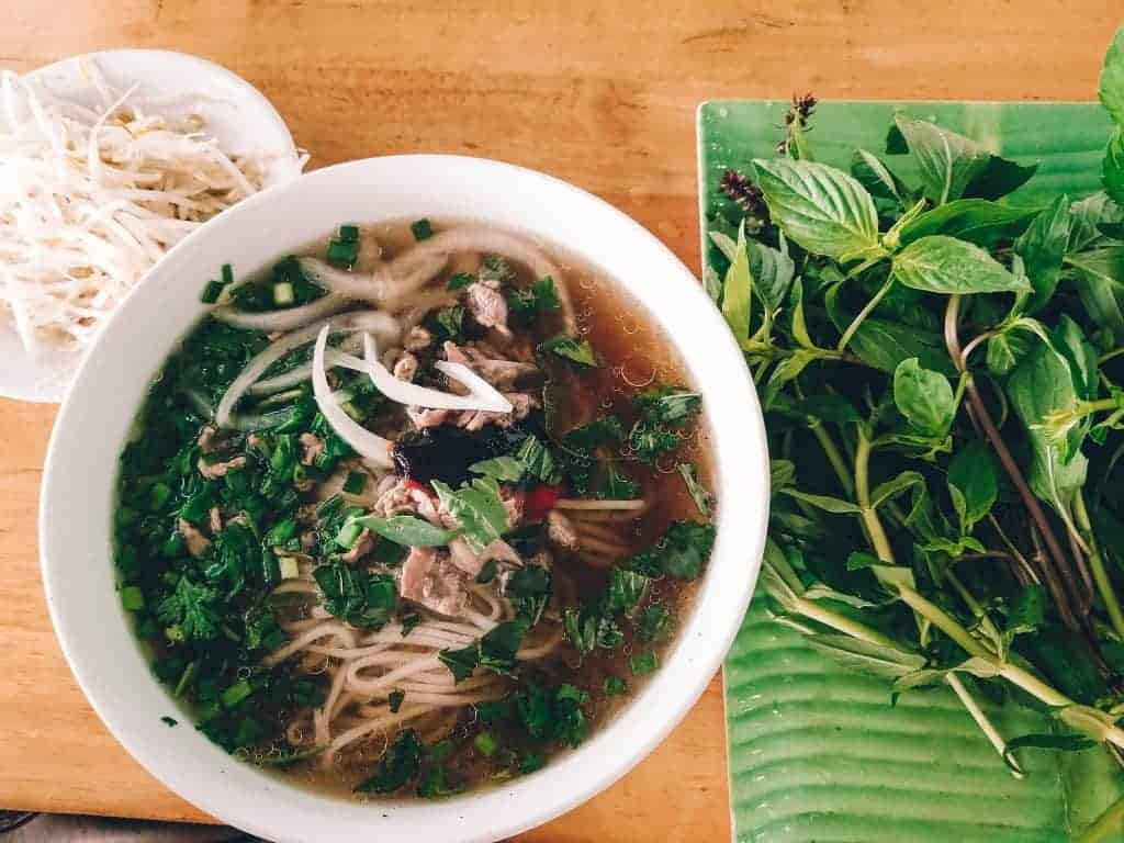 amazing food in Ho Chi Minh City itinerary