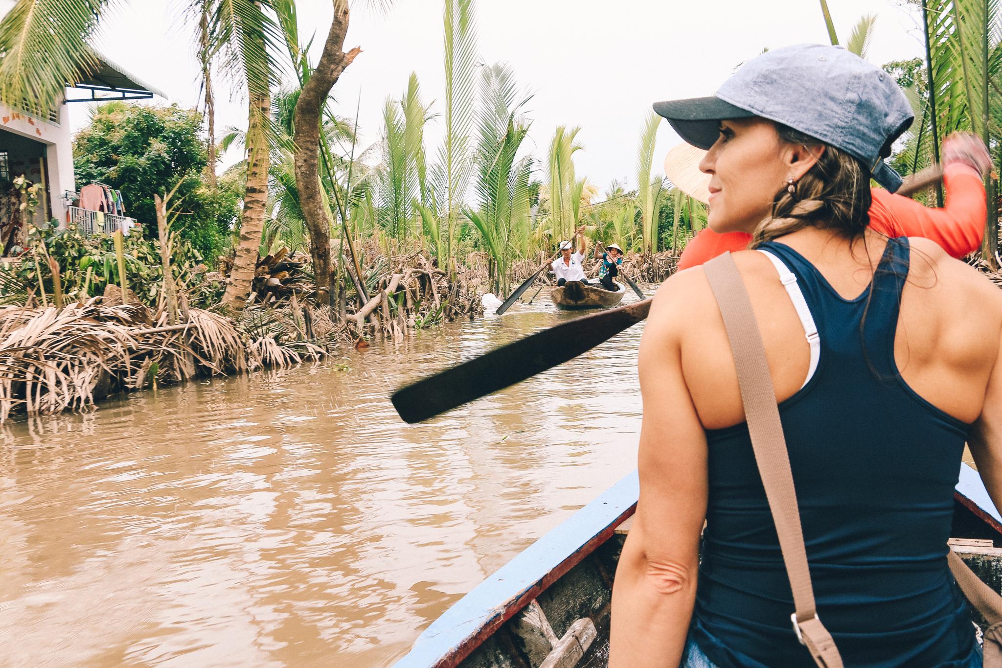 3 day itinerary visit Mekong Delta