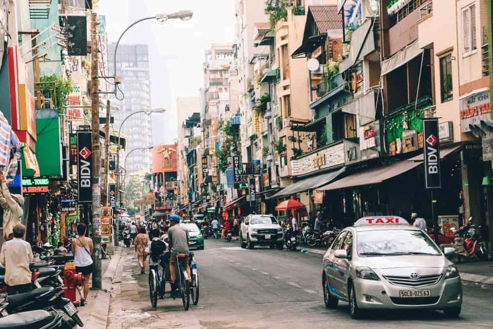 2 weeks trip itinerary in Vietnam