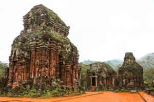 My Son Sanctuary tour a day trip from Hoi An