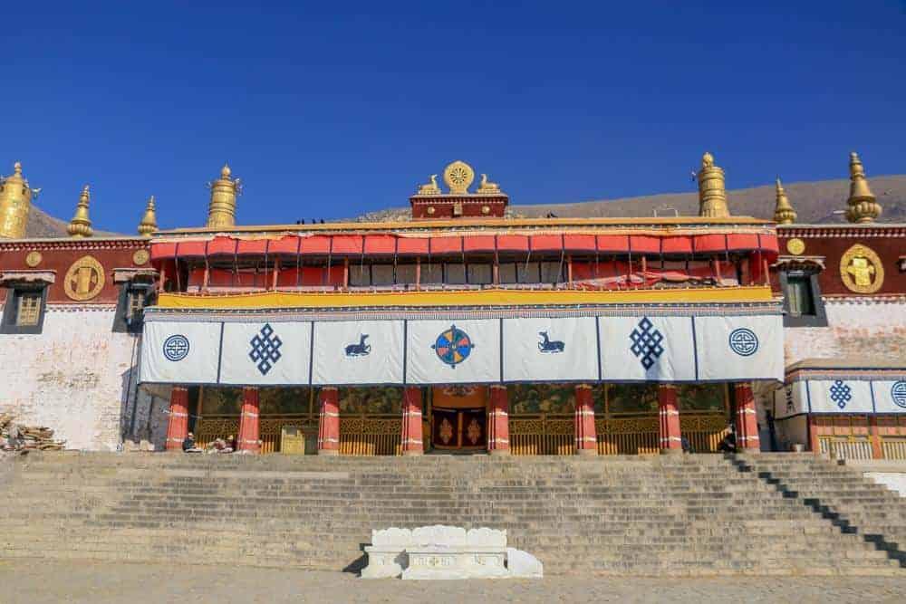 lhasa tibet monestary