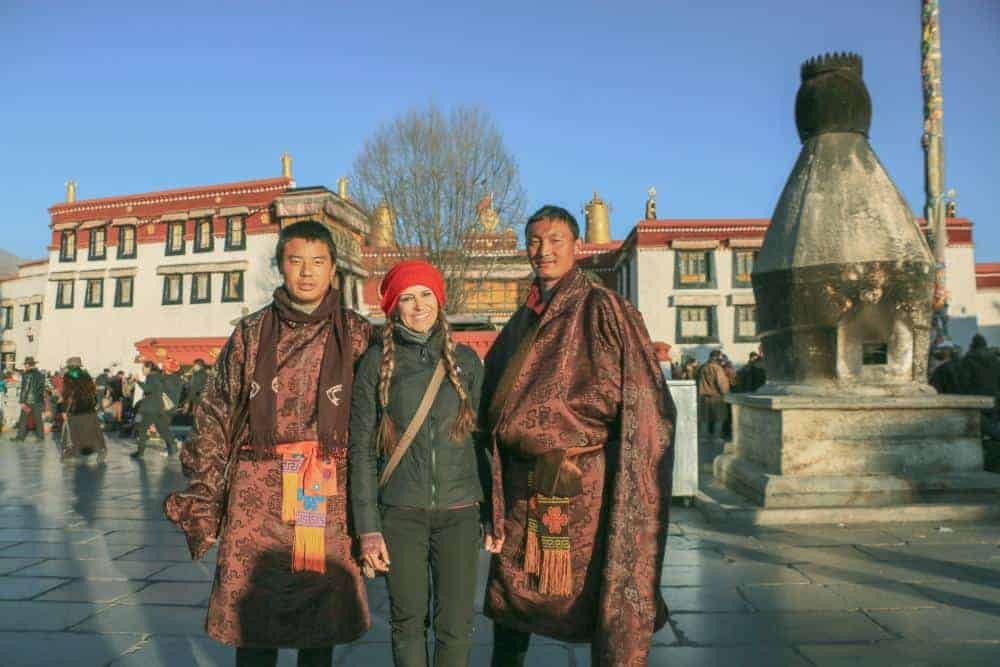 lhasa tibet people culture