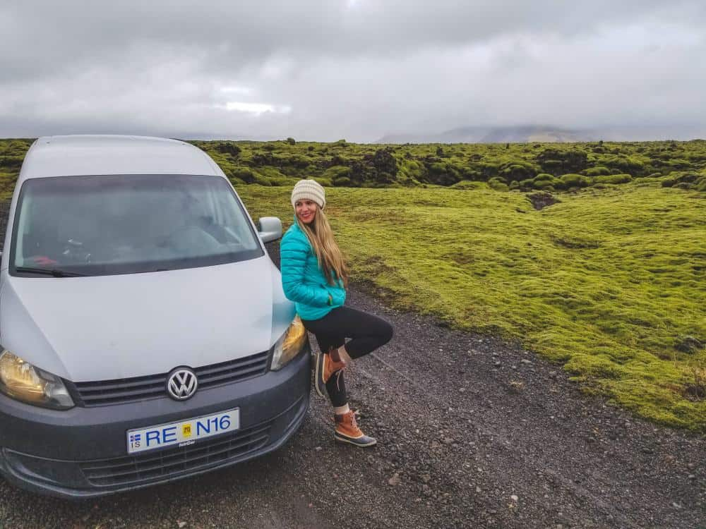 How much it cost to drive Iceland