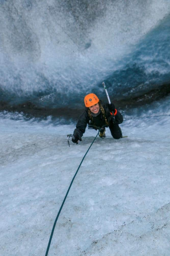 Glacier climbing in Iceland Travel Tips
