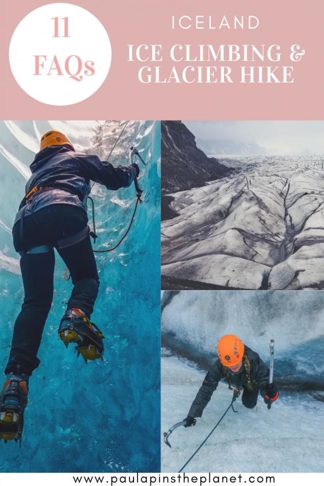 Iceland - Ice Climb and Glacier Hike