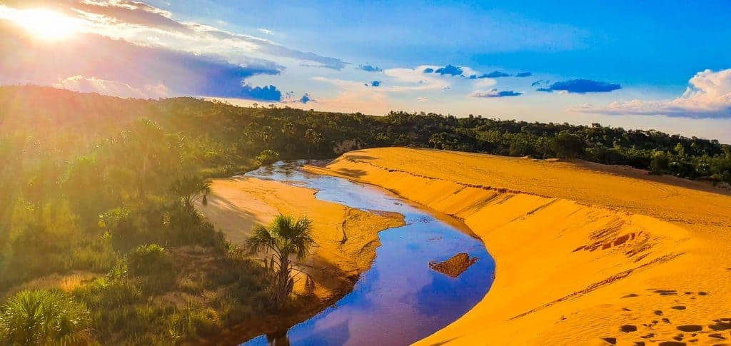 Brazil dunes nature adventure