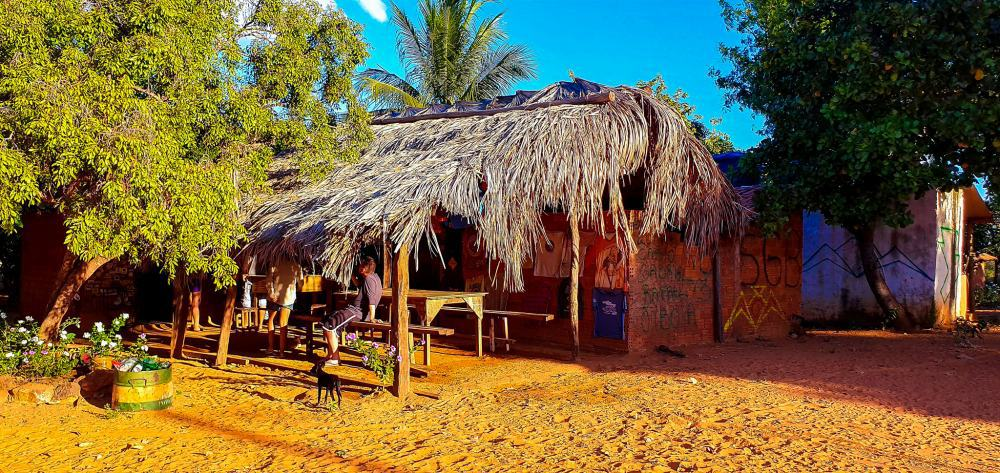 remote village adventure Brazil