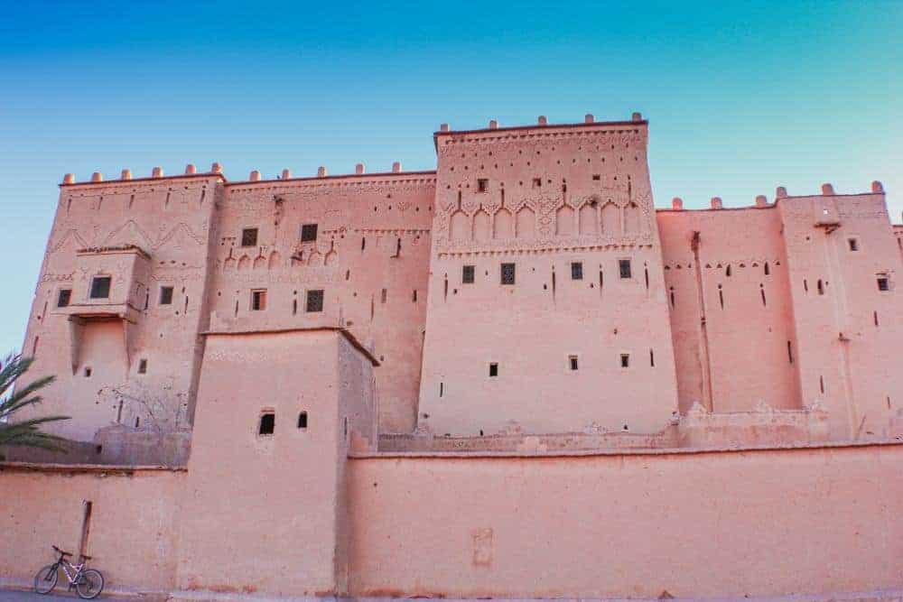 Morocco architecture