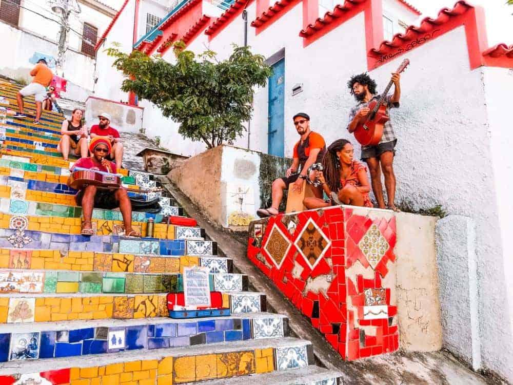 Brazil fun facts about Rio de Janeiro