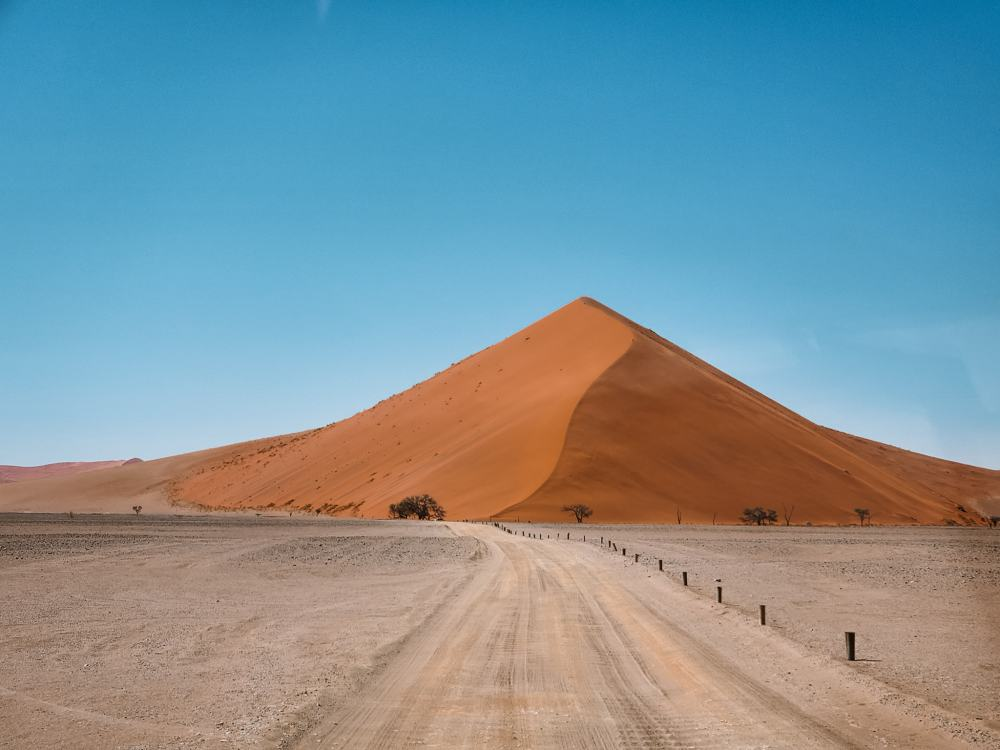 Sossusvlei in Namibia road trip