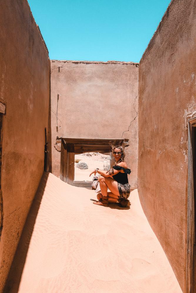 Namibia detailed road trip