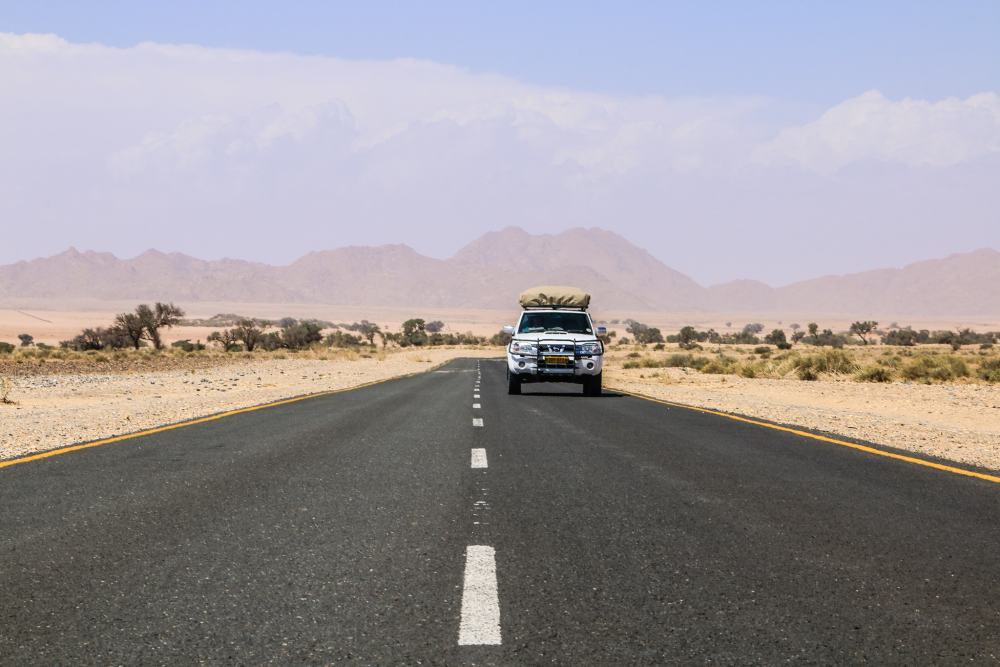 Namibia road trip self-drive itinerary
