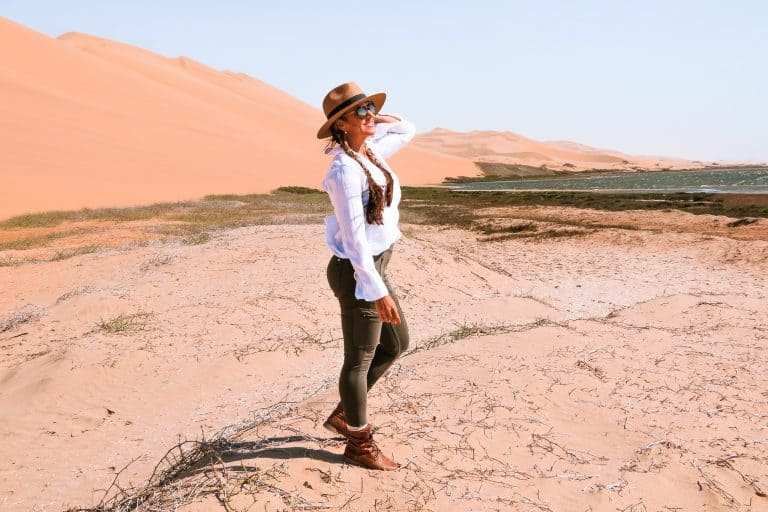 Photos of Namibia to make you to travel to Sandwich Harbor