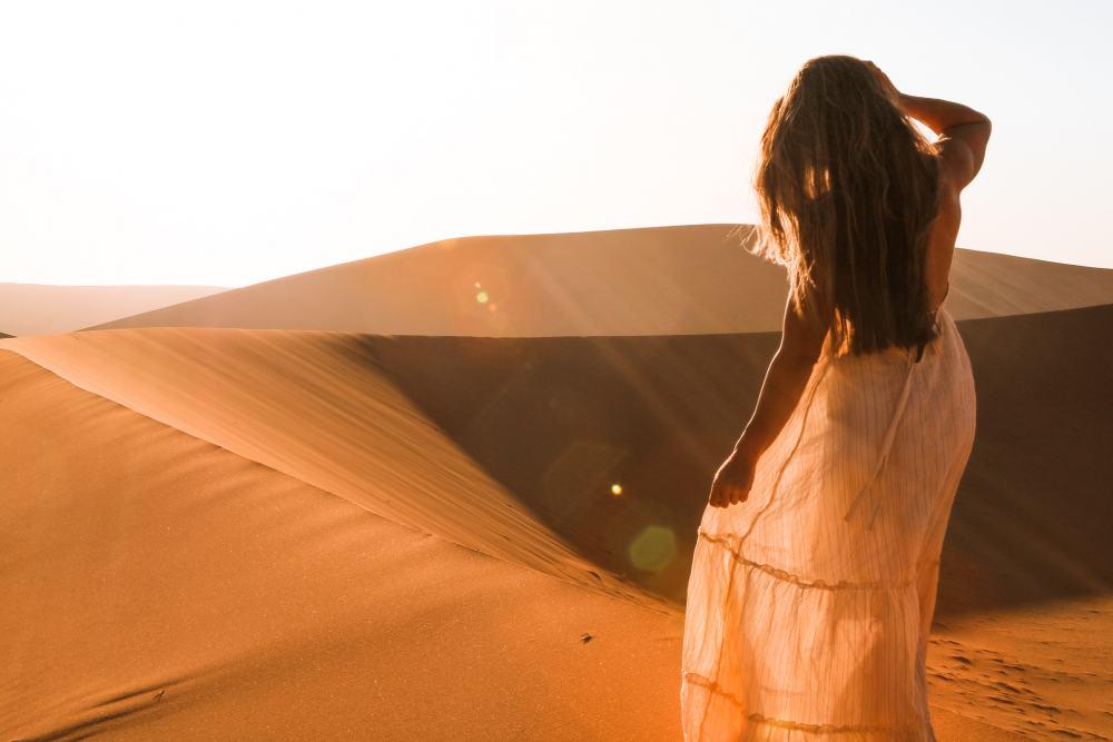 Namib desert in 25 photos of Namibia