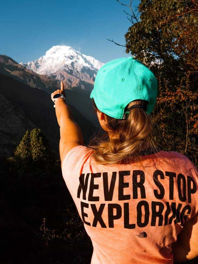 Motivation is to explore the new