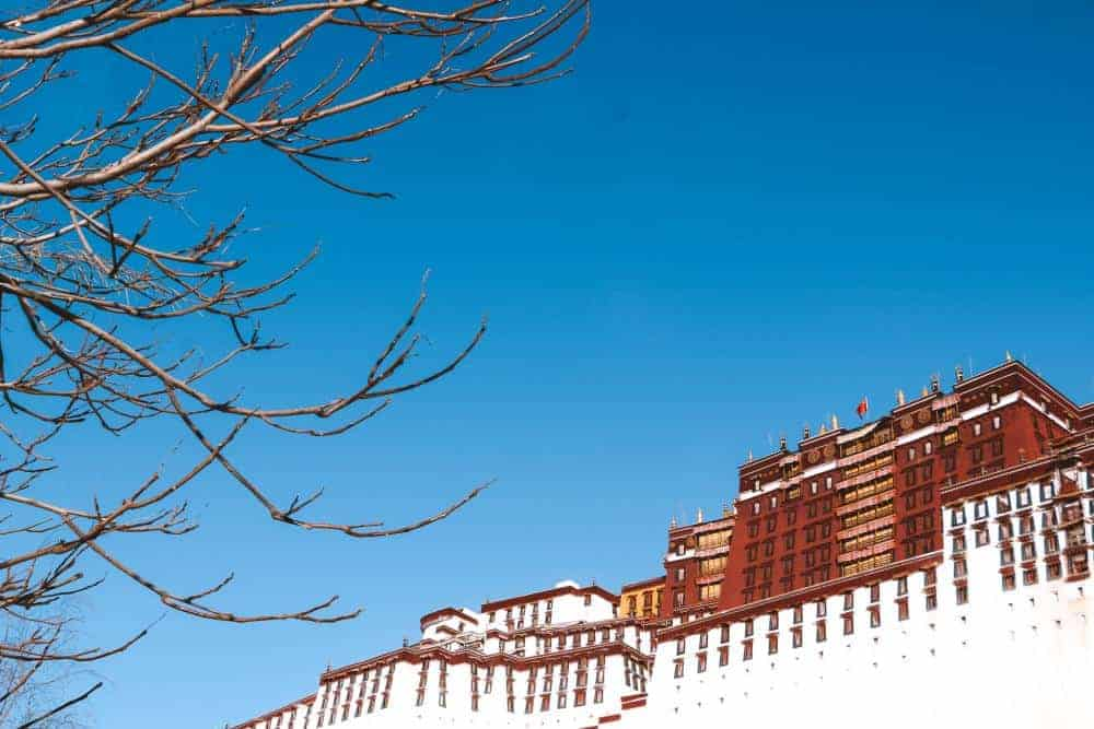 Tibet the truth behind the occupation Potala Palace