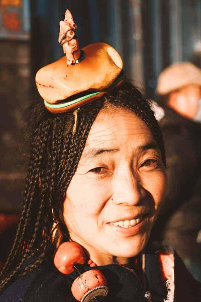 fascinating people of Tibet