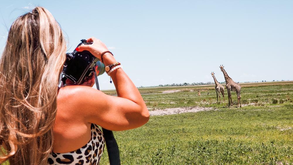Safari at Chobe is a must when you go camping safari in Botswana