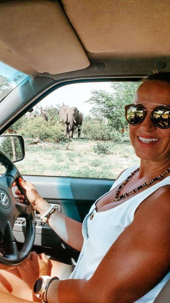 Self drive safari in Botswana