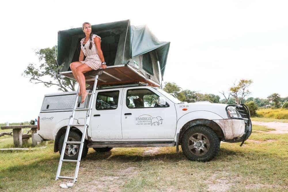Botswna safari at Okavango Delta