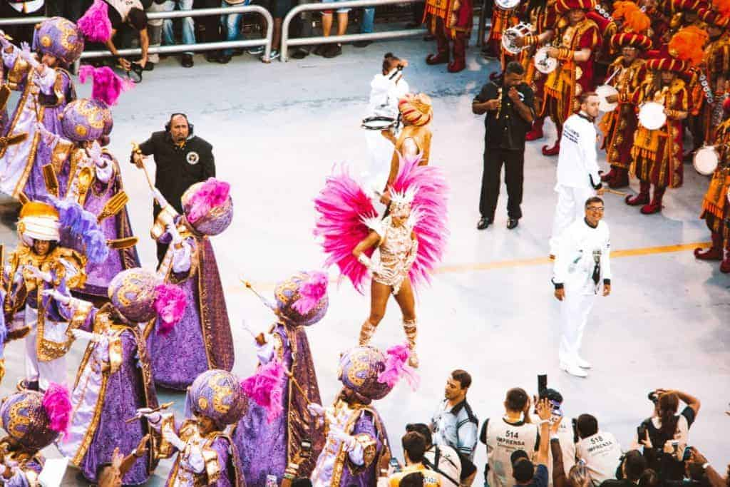 Carnaval fun facts about Rio