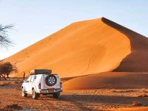 Namibia road trip itinerary 11-day