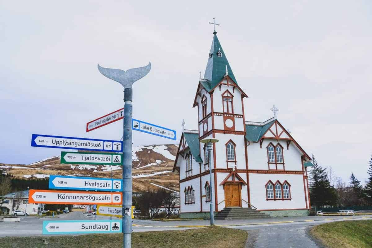 Trip Planner Iceland