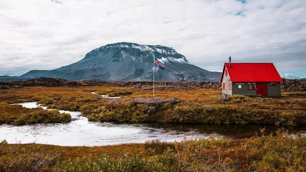 Iceland off the beaten track