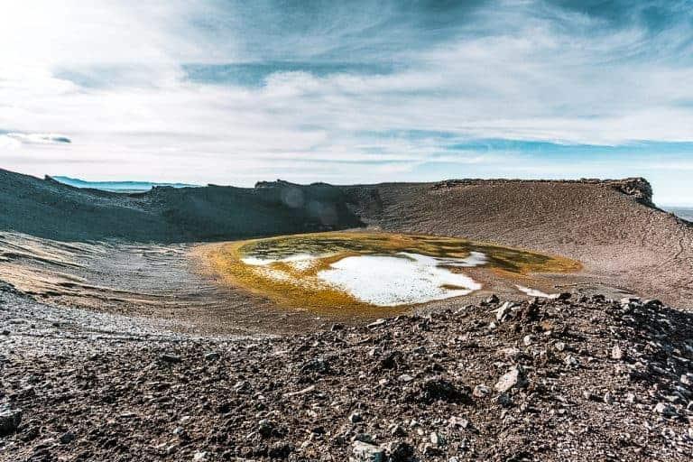 secret scapes Iceland