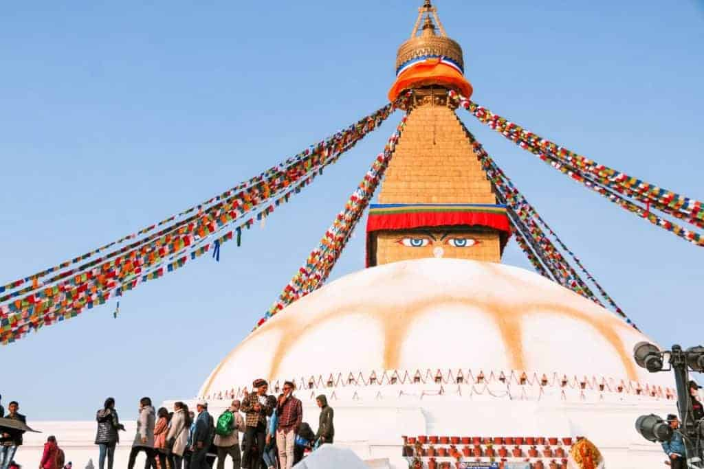 Amazing facts about nepal is the temples
