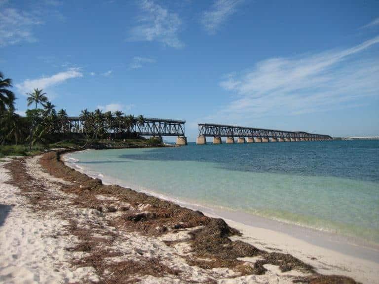 Bahia Honda camping for your Florida trip