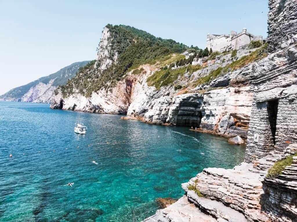 italian coastal towns italy