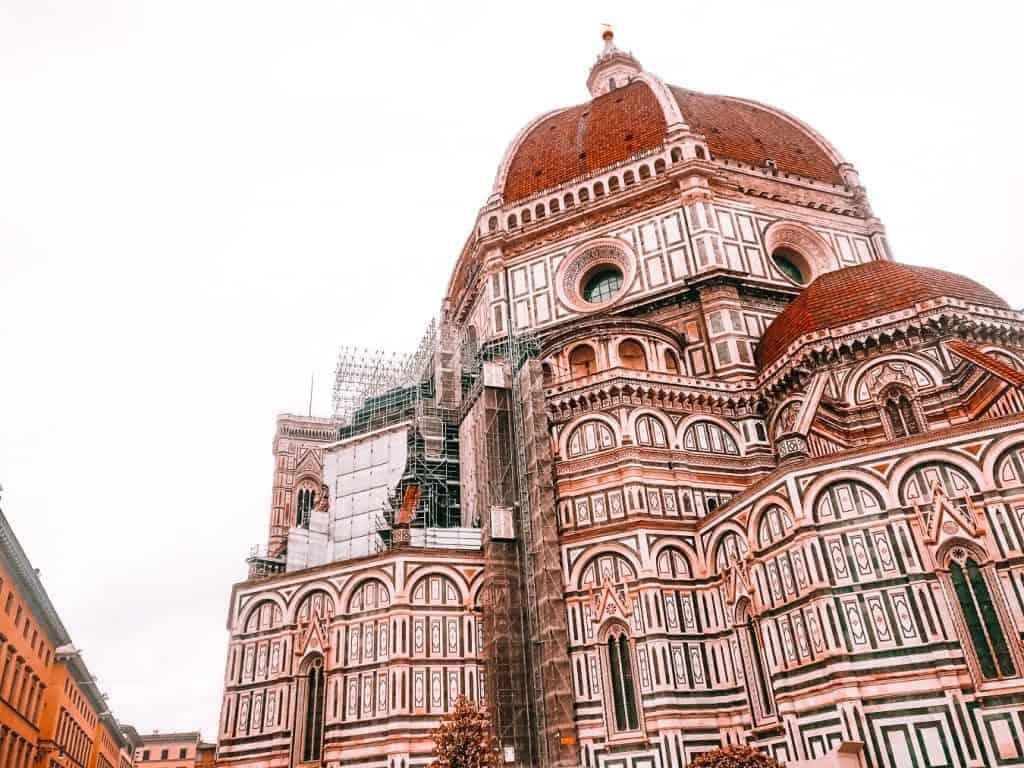 Italian landmark in Florence