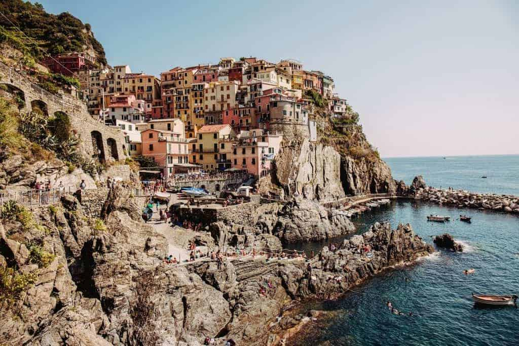 Best beach towns in Italy