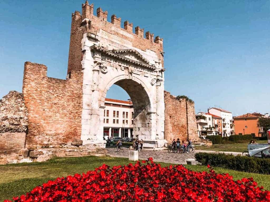 Italian coastal city