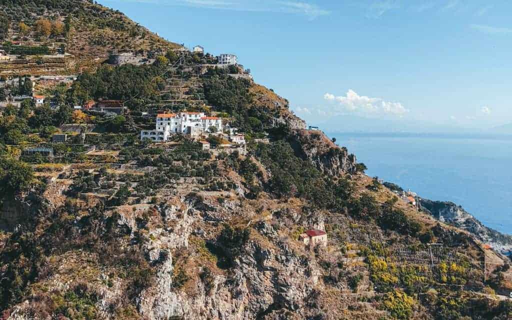 Italian coastal cities