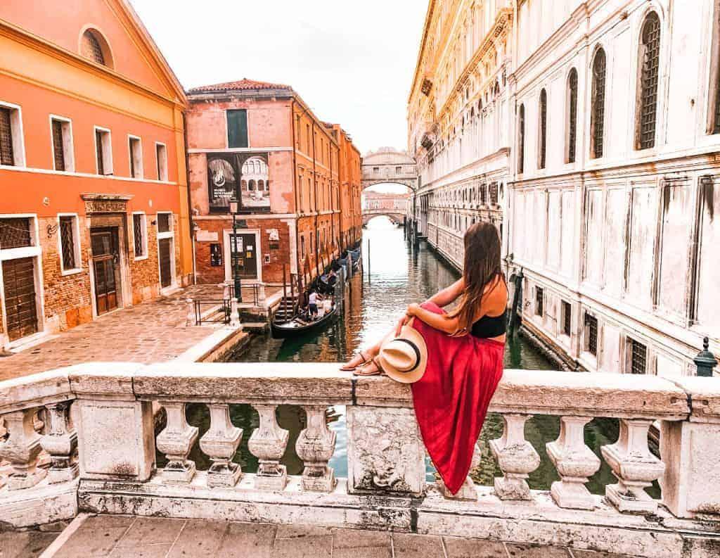 Landmarks in Venice
