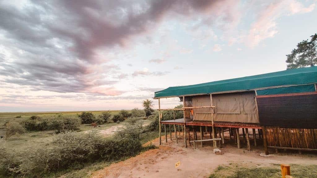 Botswana self-drive
