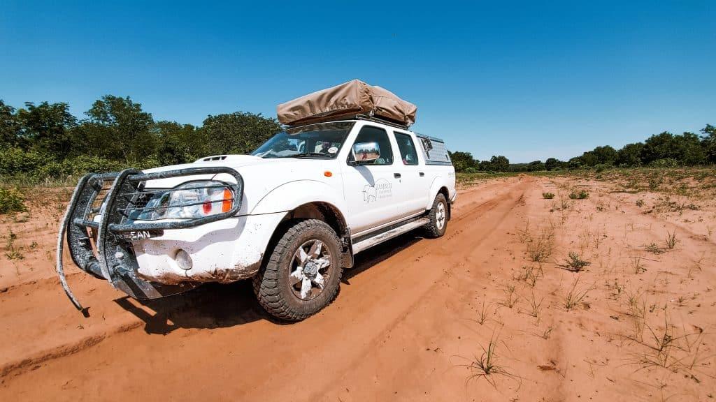 4x4 Self-drive Botswana