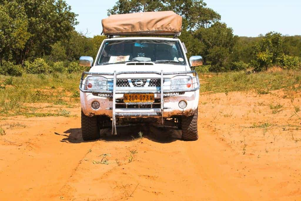Botswana self-drive safari