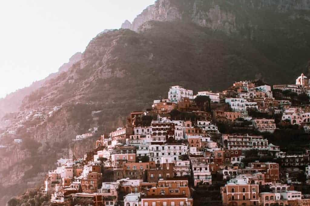 Hiking Amalfi Coast Italy