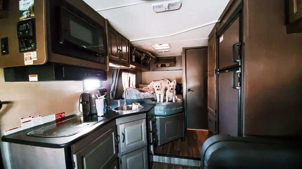rv camper rental