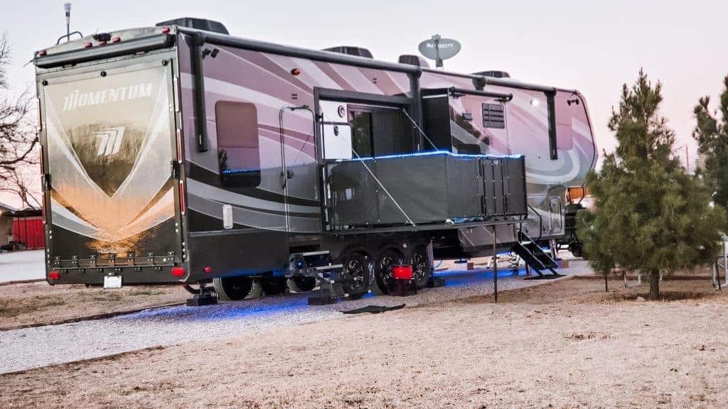 5th wheels RV rental