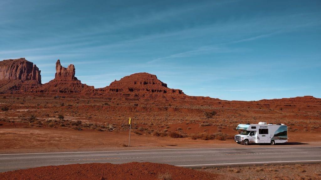 RV rental for an adventure road trip