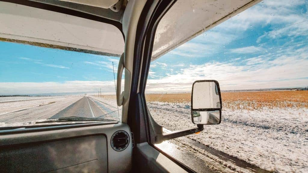 how much to rent an RV road trip